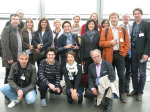 Visit to Bundestag