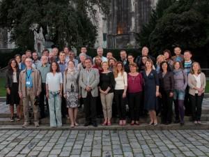 Group photo CF Study Trip 2014